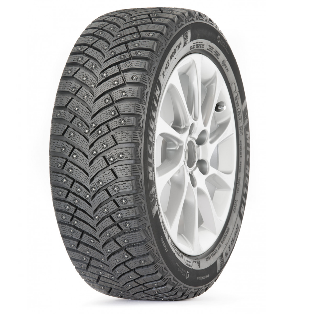 MICHELIN X-Ice North 4 205/55 R16 94T (до 190 км/ч) 431141